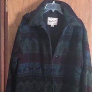 Woolrich Full Length Coat